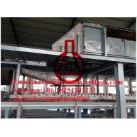 2 - 60mm Thickness Magnesium Oxide Board Production Line for External Wall Panel Insulation Manufactures