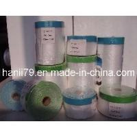 Pre-Taped Exterior Masker Manufactures