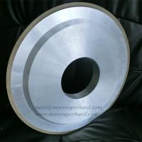 Quality 14A1 resin bonded diamond grinding wheels for carbide for sale