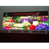 Small Indoor Led Advertising Displays Ph2.5mm Bright Color Perfect Cabinet Manufactures