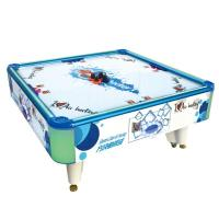 Square Cube Air Hockey Table Game Machine Super Version Machine Electric Coin Operated Indoor Amusement Game Machine Manufactures