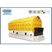 Coal Fired Steam Hot Water Boiler Automatic Horizontal High Efficiency Manufactures