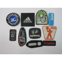 Silicon label  for customized LOGO tags environmental protection Manufactures