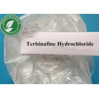 Pharmaceutical EP Terbinafine Hydrochloride For Antifungal CAS 78628-80-5 Manufactures