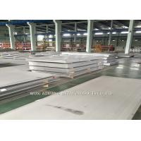 2B Surface Super Duplex Stainless Steel Plate 2205 2507 Cutting Customized Manufactures