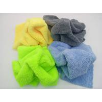 China Hot Selling Long and Short Terry Microfiber Towel on sale