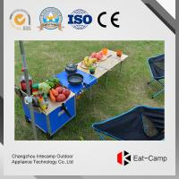 China Temperature Control Outdoor Kitchen Products For Picnic Cooking Station on sale