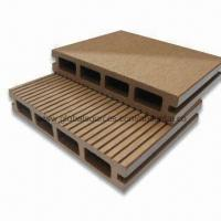 Swimming Pool Decking, Wood Plastic Composite Flooring, Suitable for Outdoor Floor, Firm Maintenance Manufactures