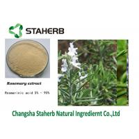 Ursolic Acid Rosemary Herbal Plant Extract Manufactures