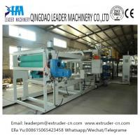 Customised Pp Sheet Manufacturing Machine Sheet Extruder Machine CE Standard Manufactures