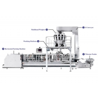 China 100-1000g Premade Bag Packaging Machine For Chip on sale