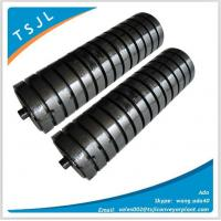 Material handling transporting rubber roller Manufactures