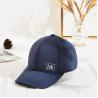 Buy cheap Custom Fabric Baseball Cap Hats Custom MM Logo Hats Baseball Cap from wholesalers