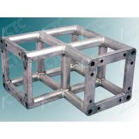 Three Sided Corner Aluminum Lighting Truss Durable With Strong Loading Capability Manufactures