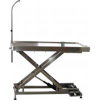 Foldable Veterinary Surgery Table For Clinic Examination With Electric Operating Manufactures