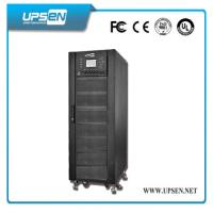 Quality 3/3 Phase 220VAC Uninterrupted Power Supply Sai 40kVA Inbuilt 72PCS UPS Battery for sale