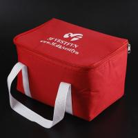 China Wholesale insulated cooler lunch bag, promotion cooler bag, Insulated Tote Bag Thermal Lunch bag,logo printed bag on sale