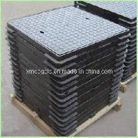 Nodular Cast Iron Square Shape Manhole Covers Manufactures