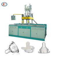 100 Ton Vertical LSR Injection Molding Machine LIM System For Baby Nipple Injection Manufactures
