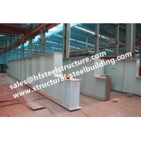 Q345 Customized Light Prefab Steel Buildings Engineering Shed Manufactures