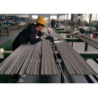 Hastelloy 2.4819 Alloy Seamless Pipe Diameter 6mm Wall Thickness 1mm Bright Finish