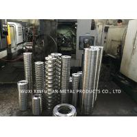 Quality Welded PN16 / 10 Flange Stainless Steel Pipe Fittings ASTM A182 WN / SO / BL / SW for sale
