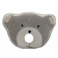 Bamboo Cotton Infant baby head support pillow For Newborn Kids With Pillowcase Manufactures