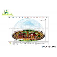 EVA Cover Indoor Soft Playground Colorful Theme With Electric Basketball Games