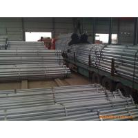 JIS G3454 / BS1387 Galvanized Seamless Steel Pipe 1mm - 30mm Manufactures