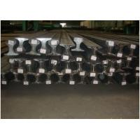 Railway Steel Crane Rail , 28 - 44mm Web Thickness QU100 Manufactures