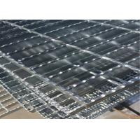Customized 30x3 Serrated Steel Grating With Twisted Bars Low Carbon Swage Locked Manufactures