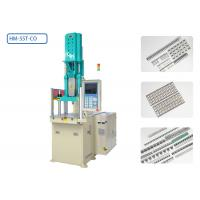 China Connector Molding Machine 16 Cavities / Vertical Industrial Injection Molding Machine on sale