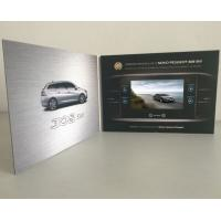 "2.4''/2.8''/4.3'/5""/7'/10'' TFT LCD video greeting card/lcd video booklet/video brochure f"