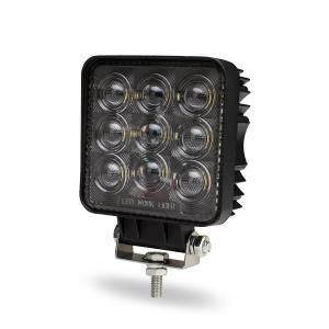 China Super bright 7D 27W 4inch PC lens Black led work light 4x4 HCW-L27287 7D on sale