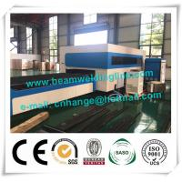 China Exchangeable Worktable CNC Fiber Laser Cutting Machine , CNC Plasma Cutting Machine on sale