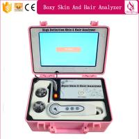 LOSUN Guangdong Manufacturer Best Selling Products Hair Analyzer, Skin Hair Analyzer Manufactures