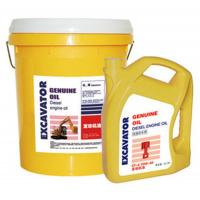 factory price Diesel engine oil used made in China lubricating oil Manufactures