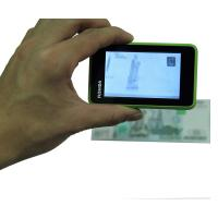 GBP SGD mini infrared fake money detector with rechargeable lithium battery Manufactures
