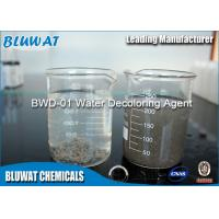 Quality El Salvador Dicyandiamide Formaldehyde Polymer Qualified Supplier Bluwat for sale