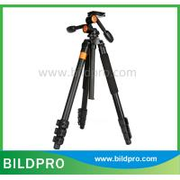 China 1800mm Black Extendable Aluminum Telescopy Binocular Stand Camcorder Video Tripod on sale