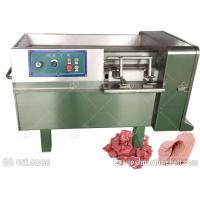 Multifunctional Meat Processing Machine Frozen Meat Cutting Equipment CE