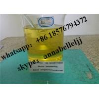 China Bodybuilding Injectable Anabolic Steroids Testosterone Enanthate 250mg / ML on sale