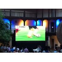 Custom P10 Outdoor Full Color Led Display Video Wall Screen For Stage Background Manufactures