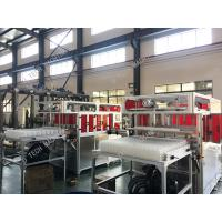 Quick Accurate Bottle Bagging Machine Production Line Electric Driven Manufactures