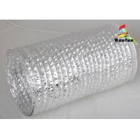 Quality Flame Resistant Single or Double Layer Aluminum Flexible Duct for HVAC Systems for sale