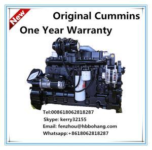 China 6BTA5.9-C180-II motor 132KW/2500rpm  USA Cummins for sale on sale