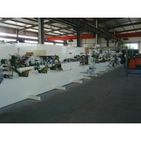 China Sanitary towel manufacturing equipment on sale