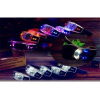Music Activated Glow Silicone Wristbands Light Up High transparency Manufactures