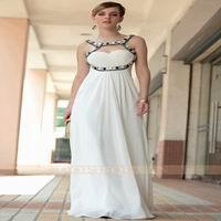 white color original design Celebrity Dresses 2012 Manufactures