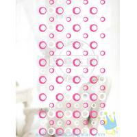 China Wonderful Lovely Shower Curtain on sale